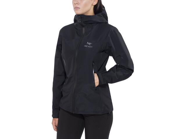 Arc'teryx Zeta LT Jacket Dame black